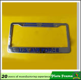 mode Metal License Plate Frame