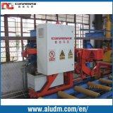 Dynamax 1800t Aluminum Extrusion Machine con Full Equipment