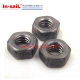 Noix de soudure de grand dos d'acier du carbone DIN 928