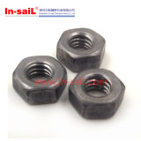 DIN 928の炭素鋼の正方形の溶接ナット