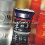 Olivenöl-Plastikschutzkappen-Bildschirm-Drucken-Maschine mit UV- und Flamme-Behandlung