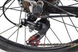 Bicicleta eléctrica de la ciudad del motor sin cepillo de aluminio del marco 350W