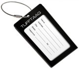 Printing Custom Logoの卸し売りRubber Silicone Luggage Tag