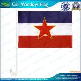 Bandera de la bandera de la ventana de coche de la bandera de país del poliester de la impresión (M-NF08F01049)