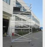 維持のための安全なSGSのアルミニウム足場