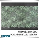 의류/브래지어/내복 폭 17.5cm를 위한 좋은 색깔 레이스 트리밍