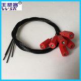 Жара напечатанная таможней - уплотнение кабеля снабжения уплотнения