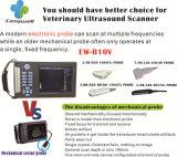 Mit Mechanical&#160 vergleichen; Sector Signalumformer--Veterinärultraschall-Scanner Ew-B10V mit konvexem Körper für reproduktive Fläche und bestimmen Schwangerschaft