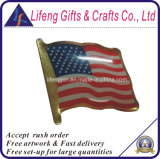 Pinos barato impressos por atacado da bandeira americana