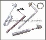 Teflon resistente alla corrosione Heating Element, Titanium Heater e Quartz Heater