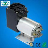 7.5W 250kpaDruk Pomp van het Diafragma van 10 L/min. de Kleine met Motor van de Borstel van gelijkstroom de Elektrische