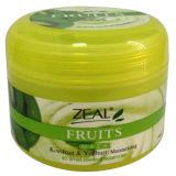 Kiwifruit &&#160 di cura del fronte di zelo; Yogurt che idrata mascherina facciale 100ml