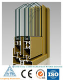 Fábrica de aluminio todo en uno del perfil para la puerta y la ventana de aluminio
