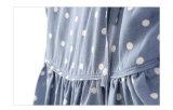 El algodón 100% embroma la alineada ocasional de la ropa de las muchachas de la ropa