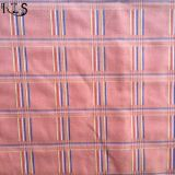 Il filato del jacquard di T/C del poliestere del cotone ha tinto il tessuto per le camice/vestito Rls45-1tc