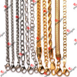 Brass su ordinazione/Stainless/Iron Chain Necklace per Pendants Accessories (NC132)