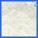 Grouts e fibra desbastada almofariz da costa do reparo