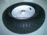 Roda de borracha do Wheelbarrow da qualidade de Maxtop