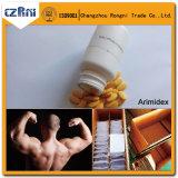 Materias primas Anastrozol 2016 (arimidex) de la pureza del 99% para anticáncer