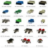 Unterschiedlicher Typ Faser-Optikadapter-wahlweise willkommene Ordnung
