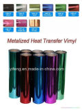 Vinilo auto-adhesivo metálico del traspaso térmico