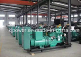 Power silencioso Generator Set Powered por Cummins Diesel Engine (25kVA-250kVA)