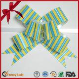 Arco a strisce su ordinazione di tiro della farfalla del regalo dei pp