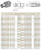 Extremidade Fitting para Cylinder Clevises e Clips.