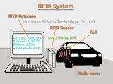 Leitor da escala longa RFID da freqüência ultraelevada de Impinj R2000 para o estacionamento do carro