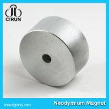 De Gesinterde Magneten van het Ijzer van het Neodymium van de Schijf van de Ring van de douane Borium