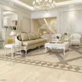 Azulejo de piso polido porcelana