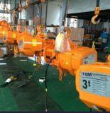 Grue à chaînes électrique de Tbm-Shk, mini grue, type de Kito, grue électrique, équipement de levage