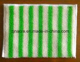 Ткань чистки Microfiber универсальная зеленая Bamboo