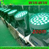 Wundervolle Sharpy 36PCS 10W bewegliche Hauptlichter des Summen-LED