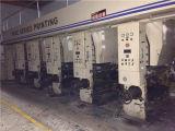8つのカラーグラビア印刷の印字機は印刷機の使用されたグラビア印刷の出版物を使用した