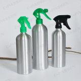 Aluminiumspray-Flasche mit Mäusetriggersprüher (PPC-ACB-018)