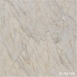 磁器Rustic Ceramic Interior Marble Floor Tile (600X600mm)