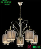 2014 Tranditional Line Clandel Chandelier Lighting (D-8162/3)
