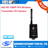 Sky-HD01 Aio 5.8g 400MW 32CH Fpv Transmitter 1080P HD Video Camera per RC Contrrol Toy