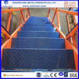 Fußboden-Stahlmezzanin-Zahnstange des Cer-/ISO 2-3 für Lager-Speicher