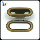 Ilhó oval do metal do Anti-Bronze para o ilhó oval dos sacos para a cortina