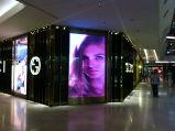 보장 3 년을%s 가진 P7.62 반 옥외 LED 스크린