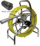 Affordble Preis-Schubstange-Abwasserkanal-Reinigungs-Kamera-System mit Text-Aufnahme