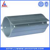 Profil 6063 en aluminium anodisé par argent