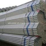 Tubulação de aço galvanizada de MERGULHO quente (Q195-Q235)