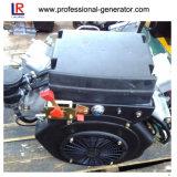 De kleine Dieselmotor van 22 PK Twin Cylinder met 4-slag