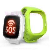 인조 인간을%s 아이를 위한 GPS/GSM/WiFi/Lbs Postioning SIM 카드 Sos 지능적인 시계