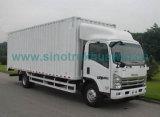Isuzuロード5トンの4X2軽量ヴァンTruck