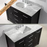 Fed-1050 mobília moderna do banheiro do hotel do café da madeira contínua da venda por atacado de 48 polegadas