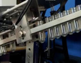 2000ml kosmetische het Vormen van de Slag van de Rek van Flessen Machine met Behendig Ontwerp